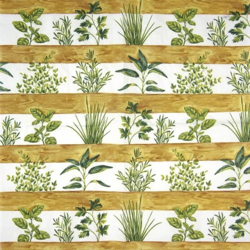 Lunch Napkins (20) - Jardin d' Herbs