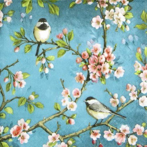 Paper Napkin - Blossom