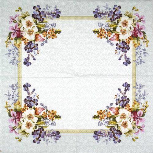 Paper Napkin - Oriental Garden