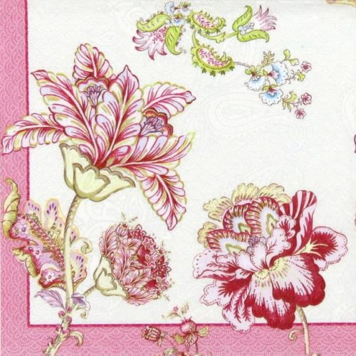 Paper Napkin - Paisley