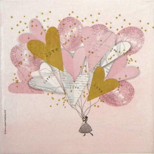 Paper Napkin - Carson Higham: My Love