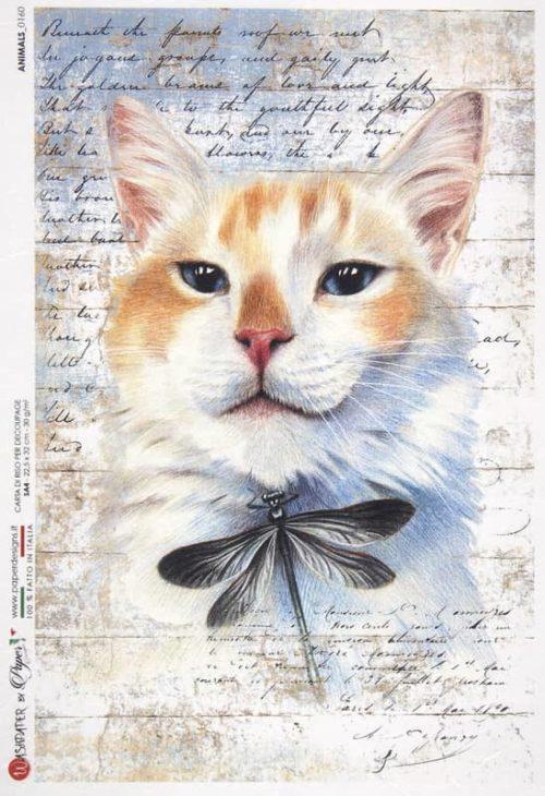 Rice Paper - Animals 0160