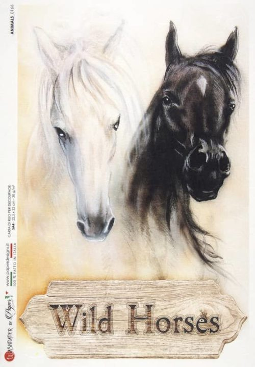 Rice Paper - Animals 0166