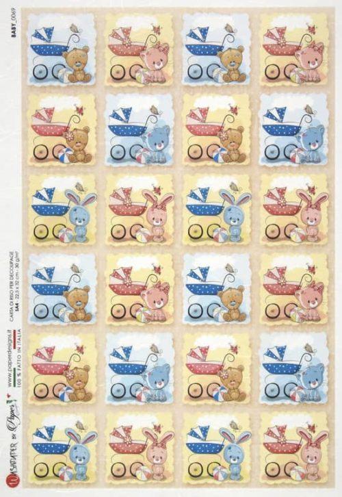 Rice Paper - Baby 0069