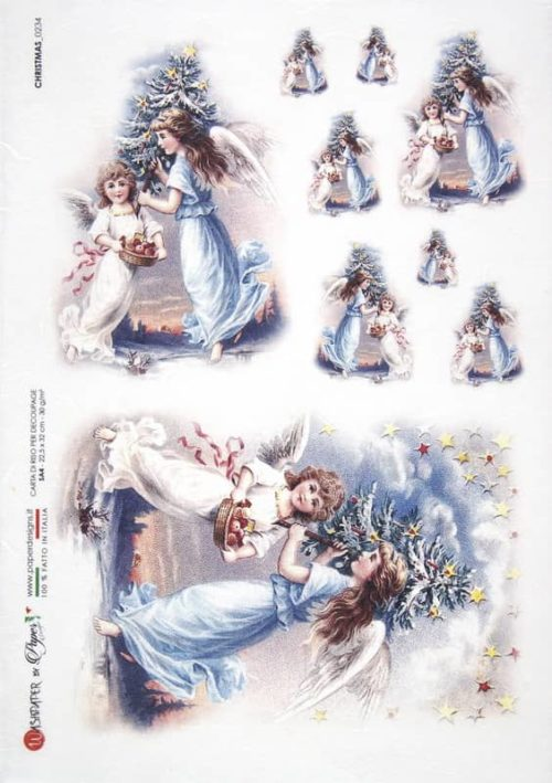 Rice Paper - Christmas 0234