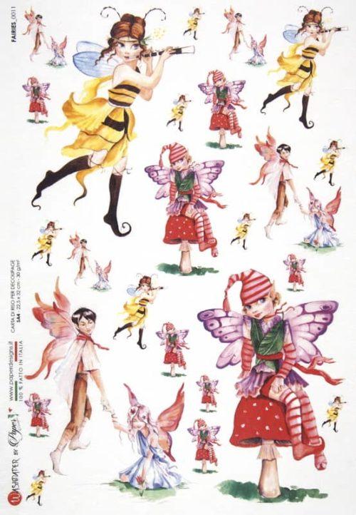 Rice Paper - Fairies_0011