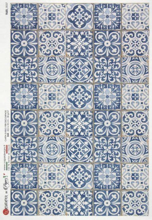 Rice Paper - Tiles 0037