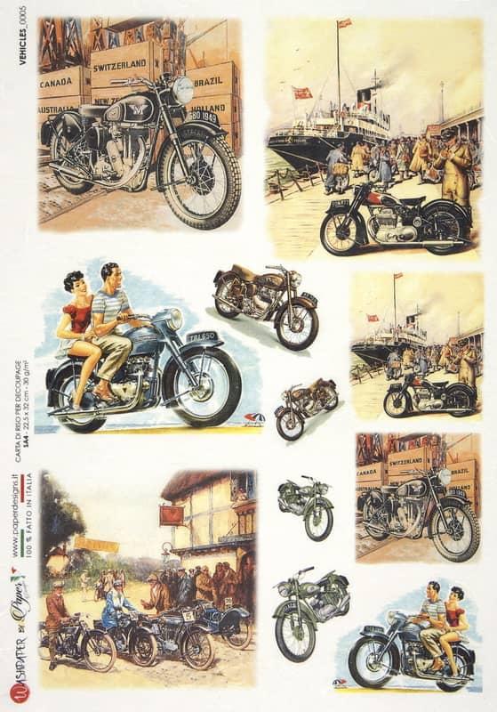 Rice Paper - Vehicles 0005