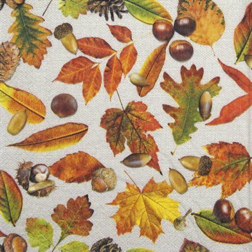 Paper Napkin - Autumn Festival