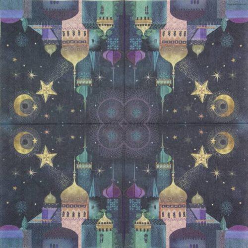 Lunch Napkins (20) - Minarettes