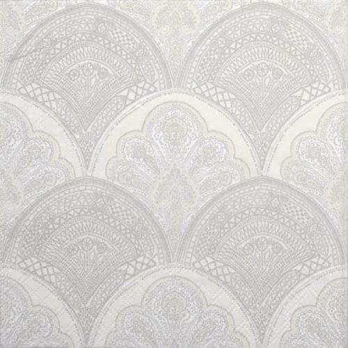 Paper Napkin - Mira Cream