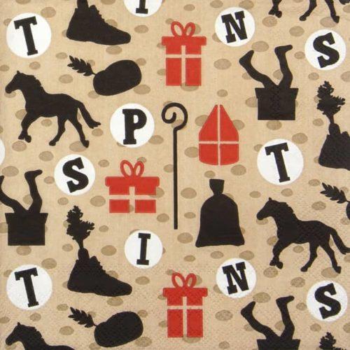 Lunch Napkins (20) - Sint & Piet