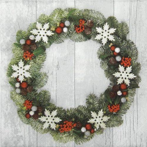 Lunch Napkins (20) - Welcome Christmas
