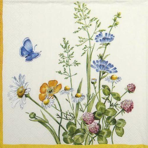 Lunch Napkins (20) - My Garden