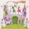 Lunch Napkins (20) - Mila Marquis: Princess Castle