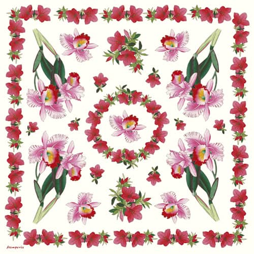 Rice Paper - Lily