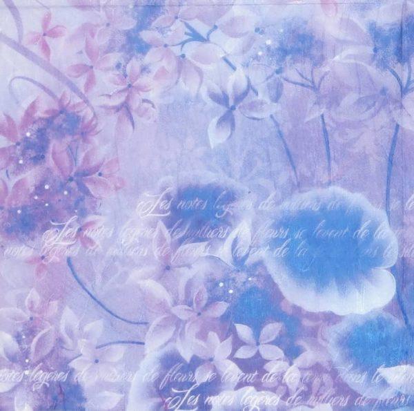 Rice Paper - Purple Fantasy