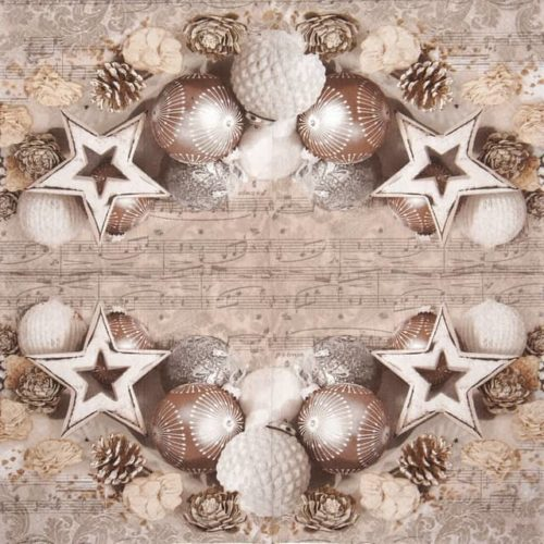 Paper Napkin - Festive