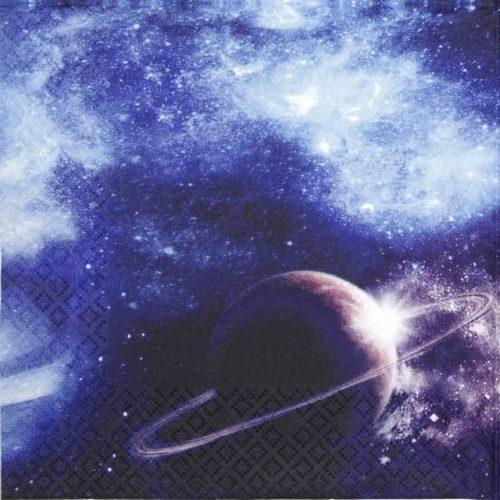 Lunch Napkins (20) - Galaxy