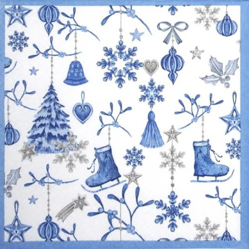 Paper Napkin - Winter Collection