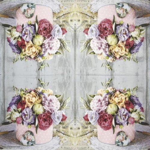 Paper Napkin - Chantal