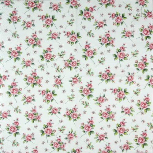 Paper Napkin - Evelyn White