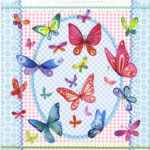 Paper Napkin - Wait Spring