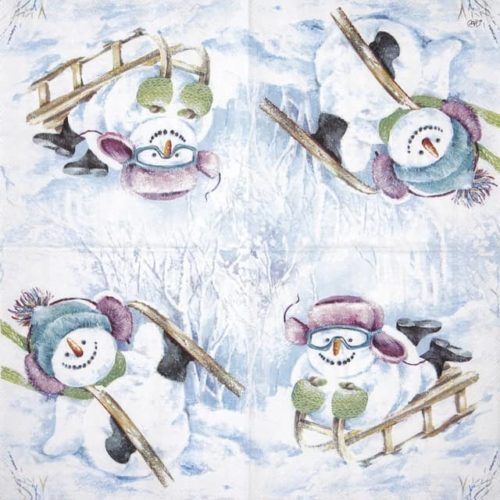 Cocktail Napkins (20) - Whoops
