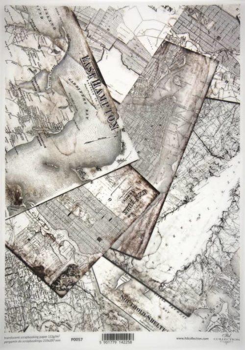 Translucent/Vellum Paper - P057