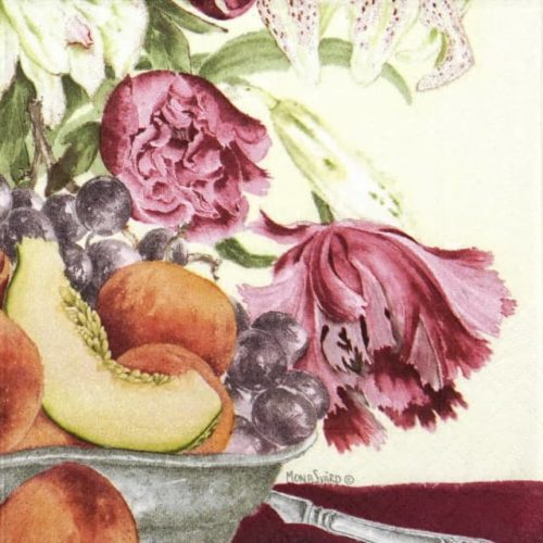 Paper Napkin - Mona Svärd: Romance