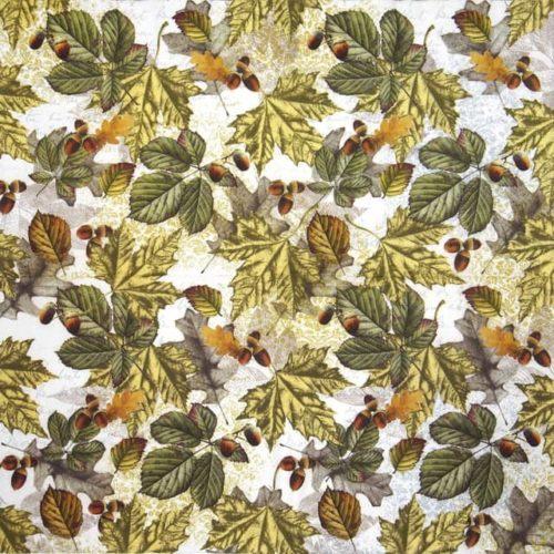 Paper Napkin - Fall foliage