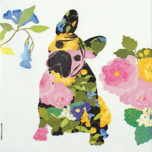 Paper Napkin -  Edith Jackson: Brigitte