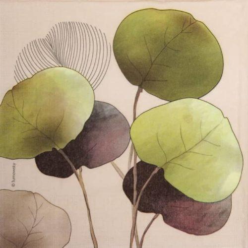 Paper Napkin - Turnowsky: Autumn Glowe
