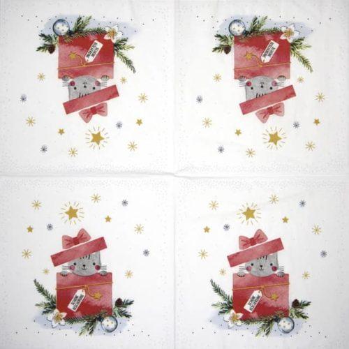 Paper Napkin - Katrin Lorenz: Surprise_PPD_3334159