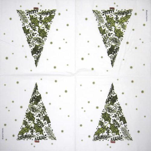 Paper Napkin - Lena Yokota: Tree of Lea PPD 3334169ves