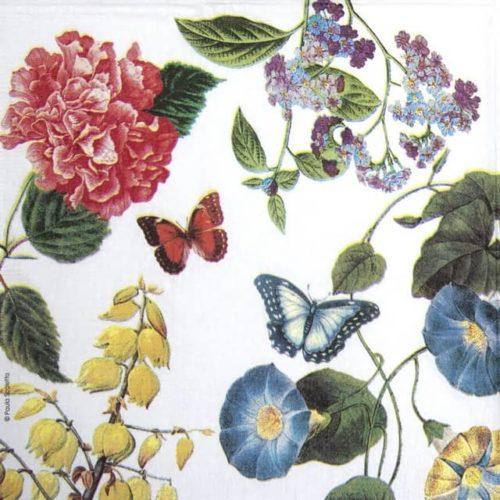 Paper Napkin - Paula Scaletta: Victoria Garden