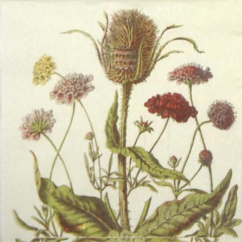 Paper Napkin - Flowerfield