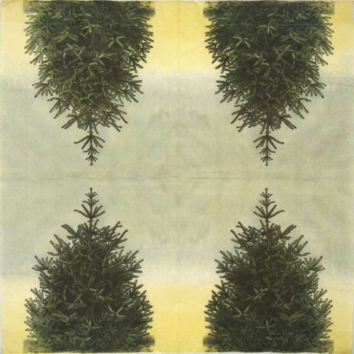 Paper Napkin - Pine