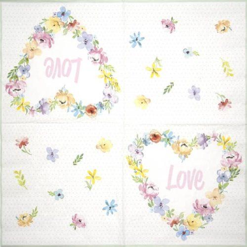 Paper Napkin - Blossom Love_Daisy_SDOG034201