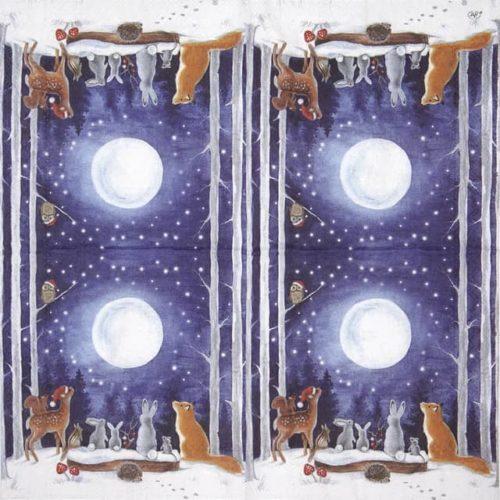 Paper Napkin - Forestdate_IHR_929600