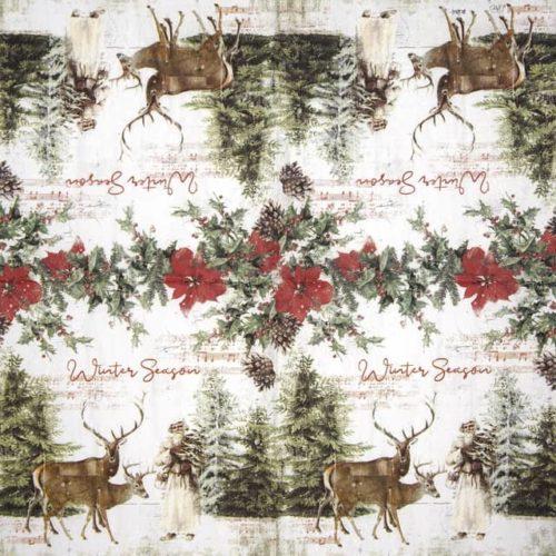 Paper Napkin - Winter Season_IHR_926300