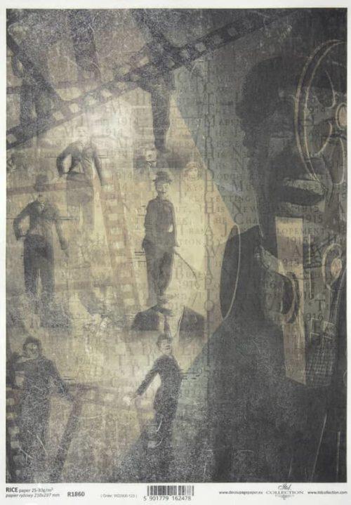 Rice Paper - Movie - Chaplin - ITD_R1860
