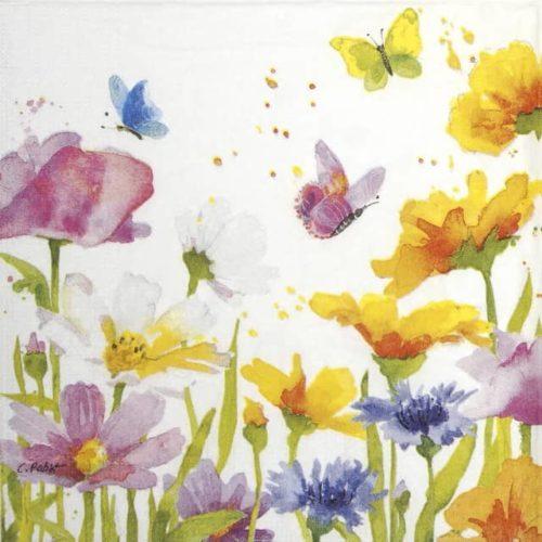Paper Napkin - Paper Napkin - Carola Pabst: Happy Spring _PPD_1332783