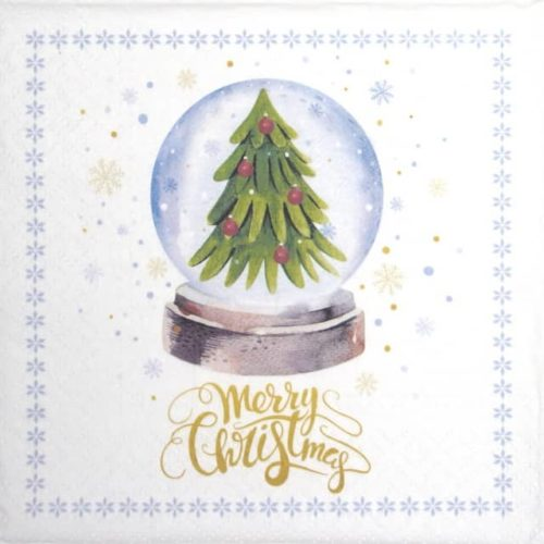 Paper Napkin - Magical Christmas Tree_PAW_SDL231400