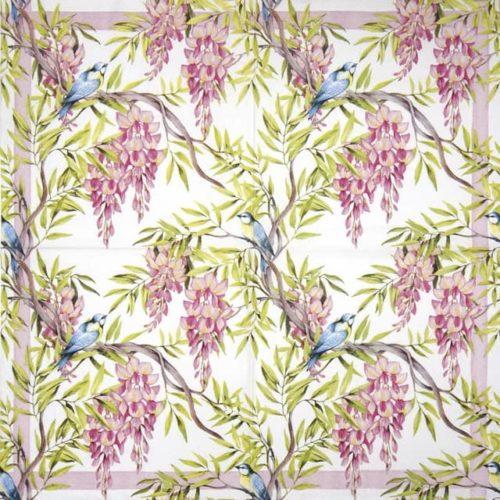 Paper Napkin - Wisteria pin_Ti-flair_362042