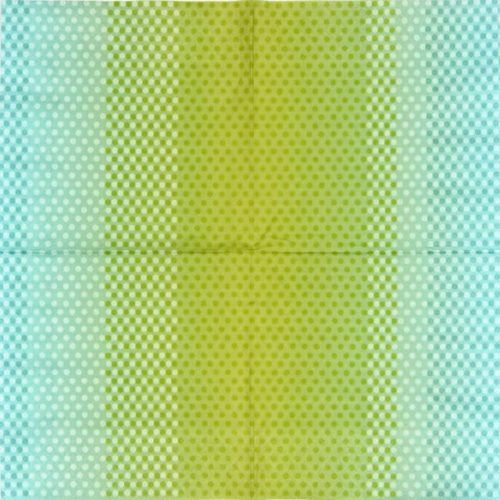 Paper Napkin - Serenade green