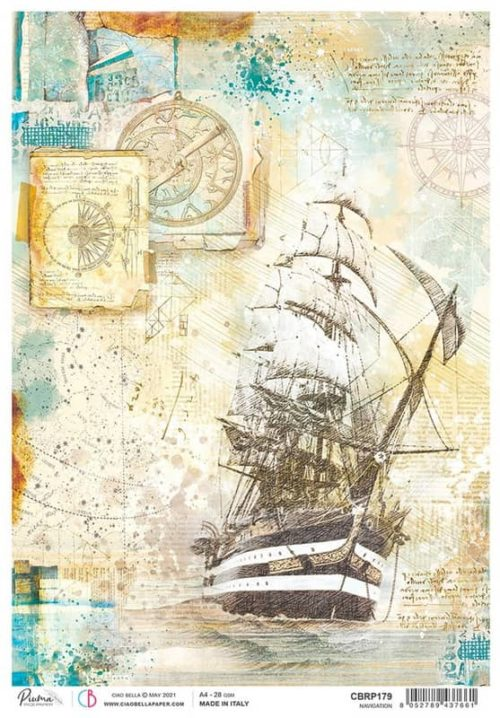 Rice Paper - Navigation- CBRP179