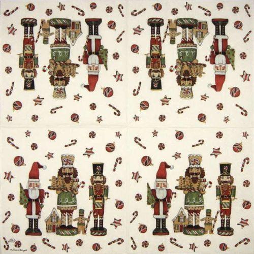 Paper Napkin - Friendly Christmas Toy_IHR_828460