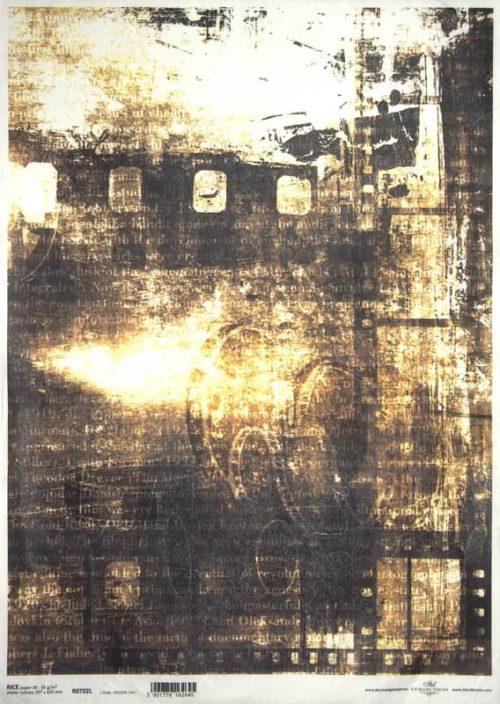 Rice Paper A/3 -  Movie - R0702L