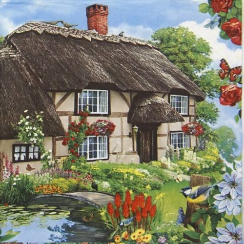 Lunch Napkins (20) - Countryfield Cottage